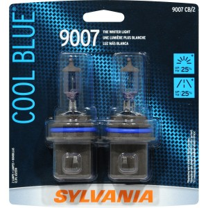 Sylvania Cool Blue replacement headlights