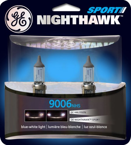 GE Nighthawk Sport Halogen Headlight Bulbs