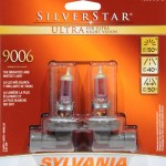Sylvania Silverstar Ultra High Performance Halogen Headlight Bulb
