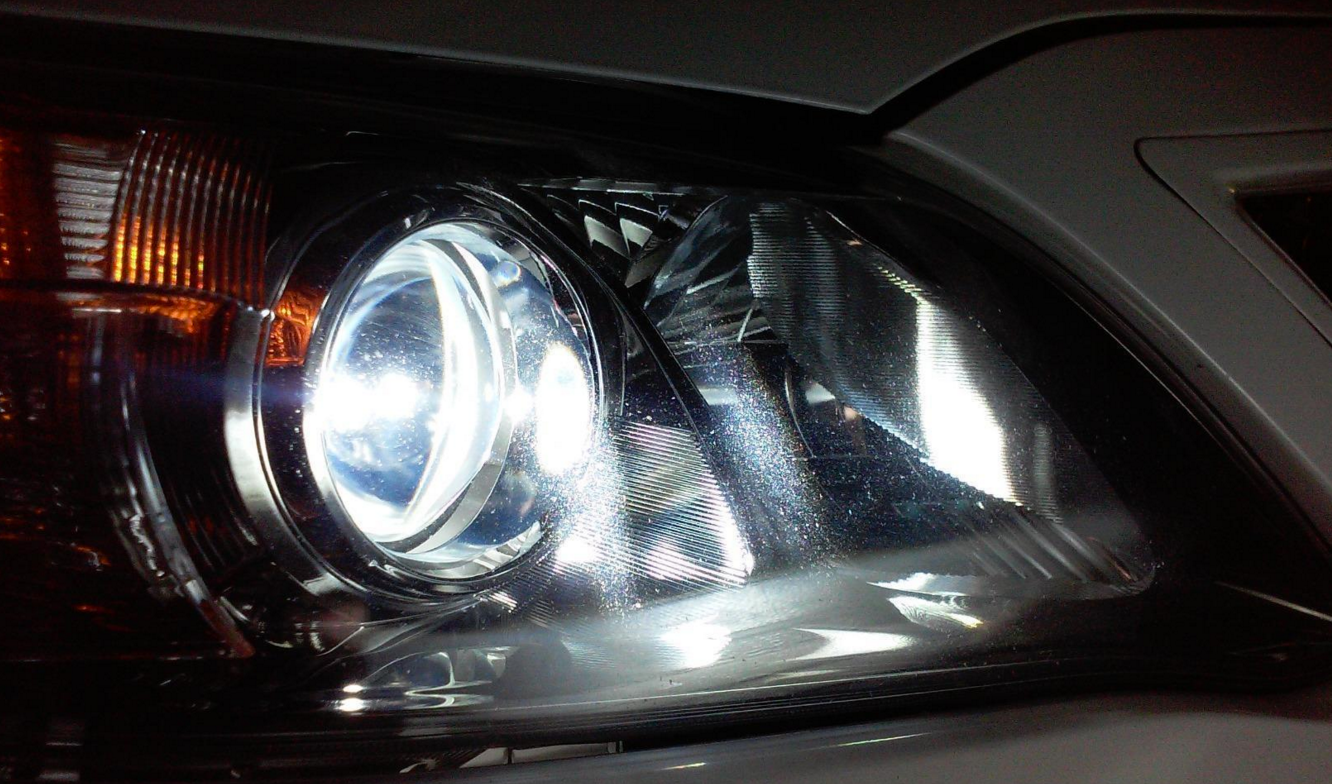 OPT7 LED Headlights