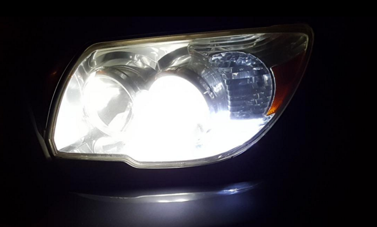 brightest led headlight bulb color temperature