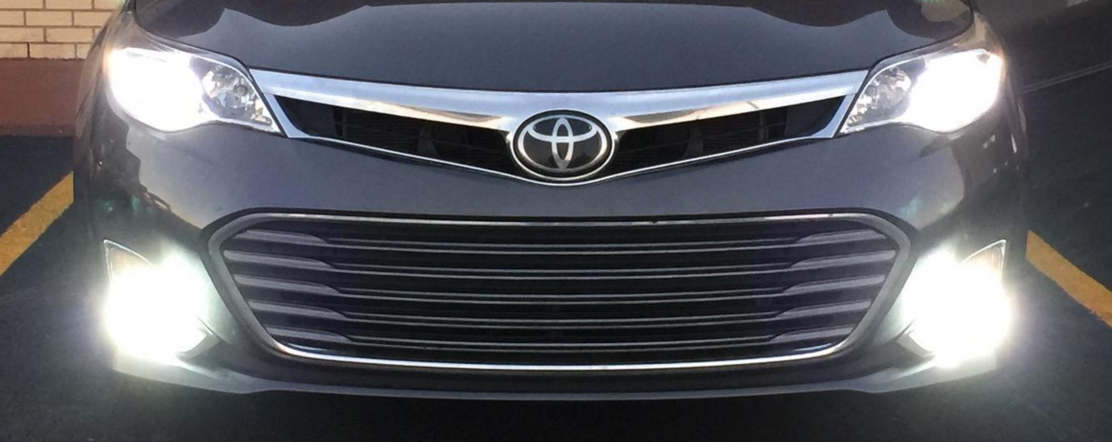 toyota avalon replacement HID headlight bulbs