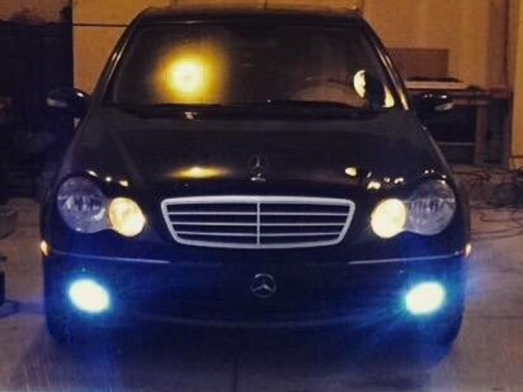 Mercedes w: SDX HID Conversion Kit- 8000K
