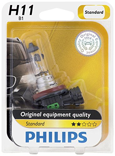 Philips H11 Standard Replacement Bulb