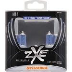 Sylvania H11 Silverstar zXe High-Performance Halogen Headlight Bulbs