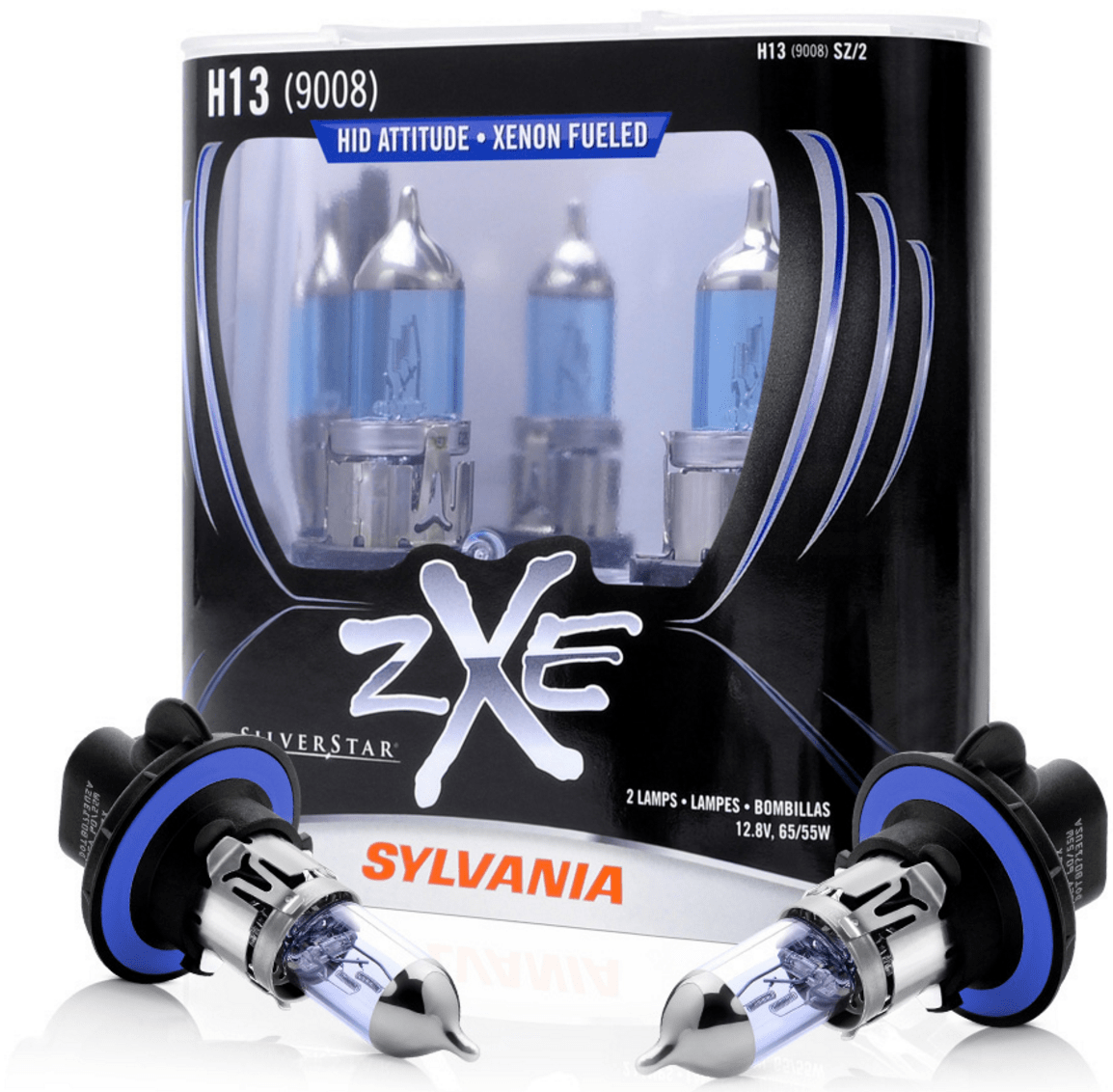 Sylvania silverstar zxe headlight review best headlight bulbs Sylvania bulbs