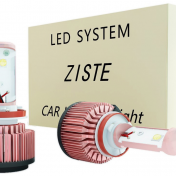 ZISTE LED Headlight Bulb Conversion Kit