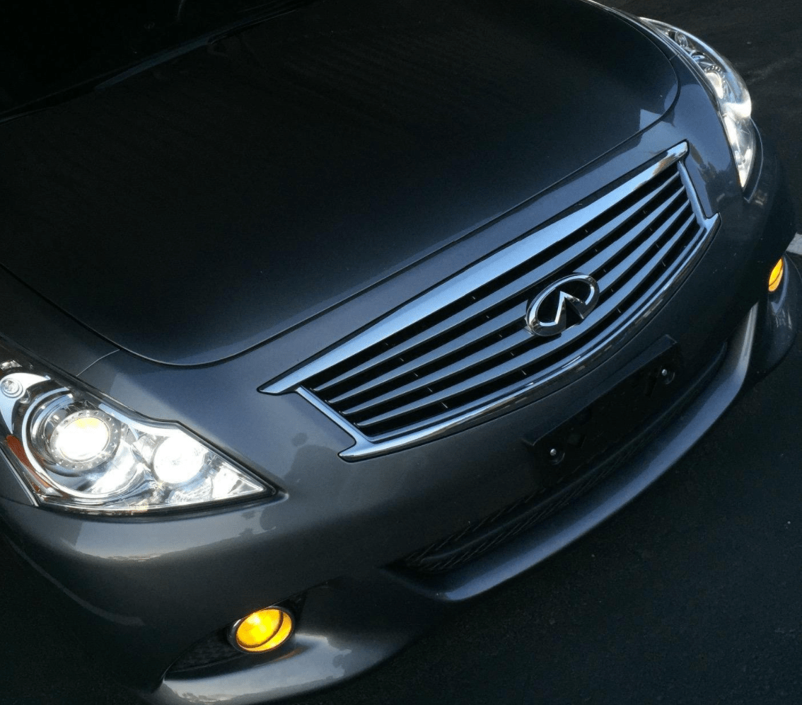 Kensun Xenon HID Replacement Headlight Bulbs in Infiniti G37