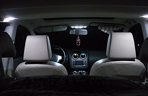 MicTuning LED Car Interior Lights