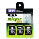 PIAA Night Tech High Performance Halogen Headlight Bulbs
