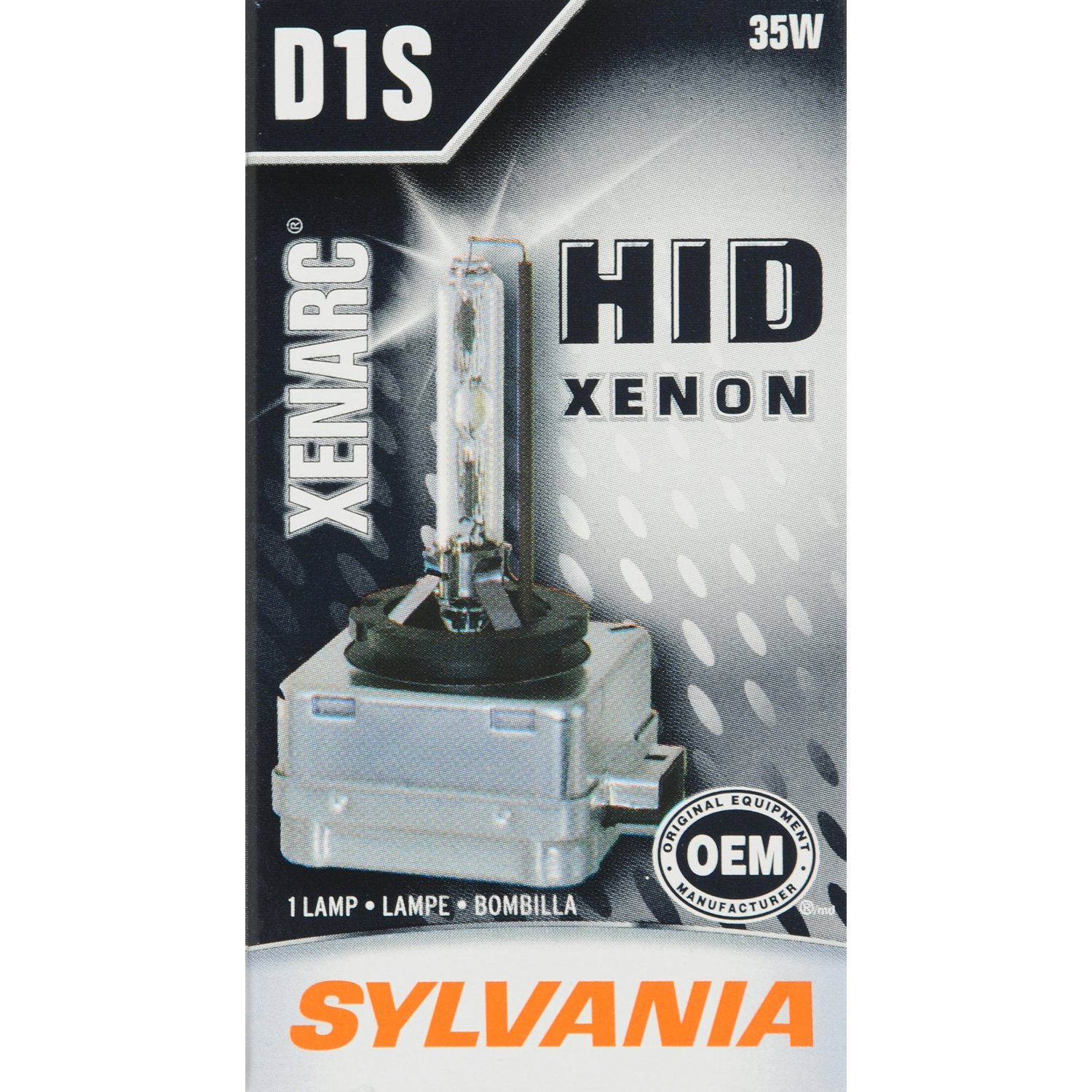 Sylvania HID Headlight Bulb