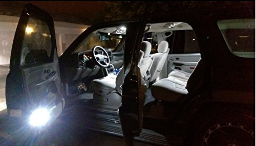 JDM Astar Super Bright AX-2835 LED Car Interior Lights