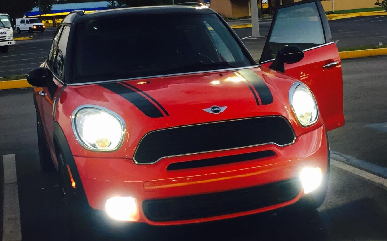 Keusun Hid Fog Light Conversion Kit On Mini Cooper Countryman on Kensun Hid Conversion Kit