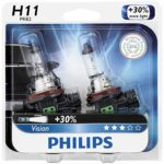 Philips Vision Halogen Headlight Bulb