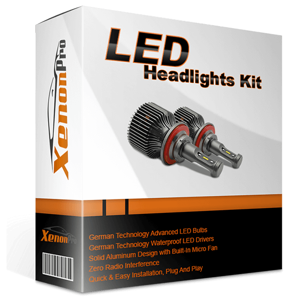 XenonPro LED Headlights Kit